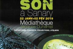 La Semaine du Son, Sanary, Janvier 2019